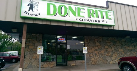 Done Rite Cleaners Fort Wayne Covington Location